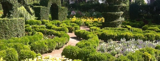 Green Animals Topiary Garden is one of Newport favorites.
