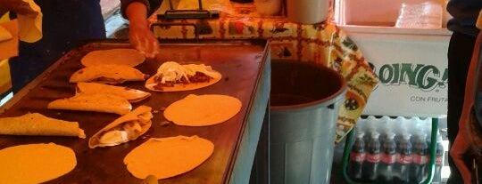 Tacos Puerta 3 is one of Edgar 님이 좋아한 장소.