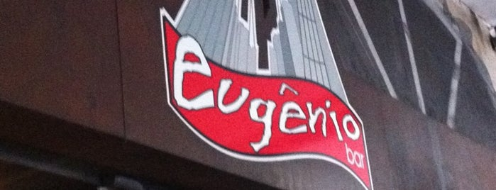 Eugênio Bar is one of Locais curtidos por Kleber.