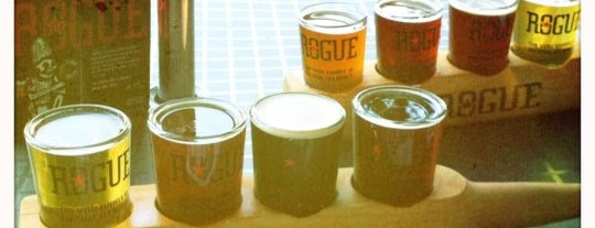 Rogue Ales Public House & Brewery is one of Craft Beer in Eugene, Cascades & Coast.