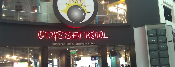 Odyssey Bowl is one of Belfast.