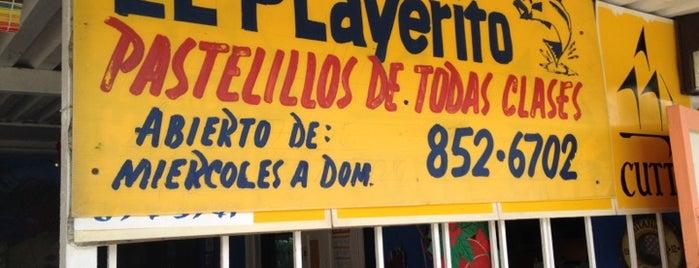 El Playerito is one of Locais curtidos por steve.