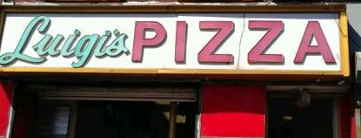 Luigi's Pizza is one of NY Pizza By The Slice.