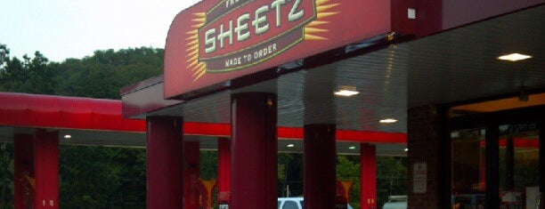 Sheetz is one of places I recommend.