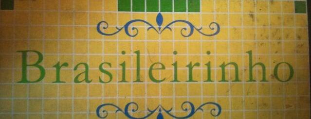 Brasileirinho is one of Best Restaurants.