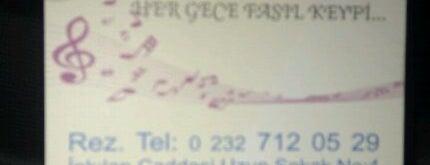 Çeşme Çiçek Pasajı is one of Hot Spots @Smyrna.
