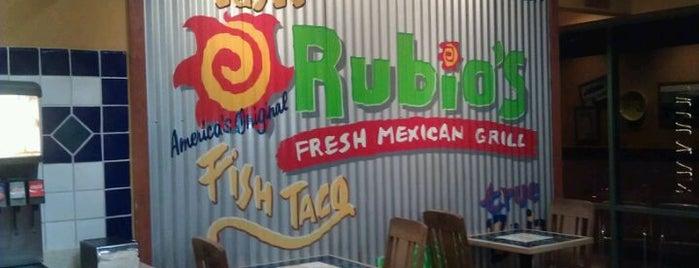 Rubio's Coastal Grill is one of Donna 님이 저장한 장소.