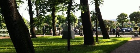 Summer Garden is one of Sight-Seeing in SPB.