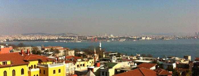 Seven Hills is one of Istanbul.