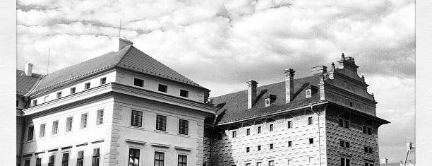 Hradčanské náměstí is one of Lugares favoritos de Денис.