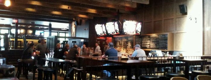 The Bimini Public House is one of Bars in Vancouver Worth Checking Out.