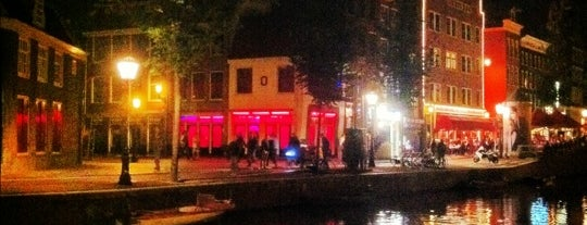 Red Light District / De Wallen is one of Amsterdam.