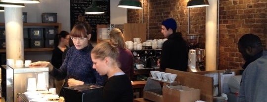Monmouth Coffee Company is one of Coffee worth travelling for.