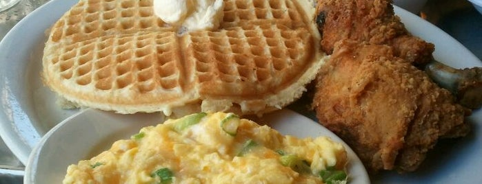 Gussie's Chicken & Waffles is one of Bay Area.