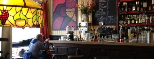 Café De Tuin is one of Amesterdan.