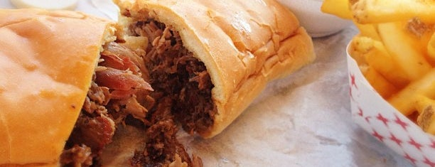 Adamsons French Dip is one of Bay Area.