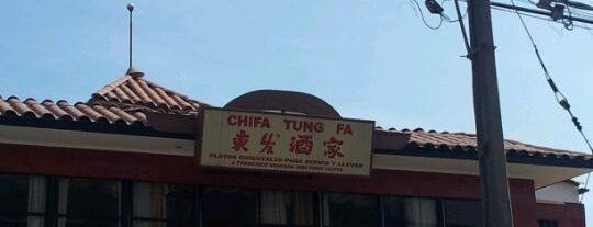 Chifa Tung Fa is one of picadas pa' comer weno.