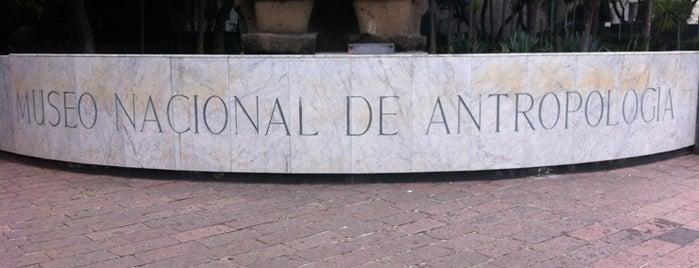 Museo Nacional de Antropología is one of Day 1.