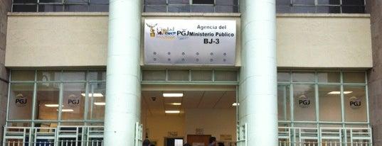Agencia Del Ministerio Publico BJ-3 is one of Orte, die Adriano gefallen.