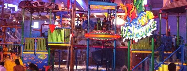 CoCo Key Water Resort is one of Kid Stuff.