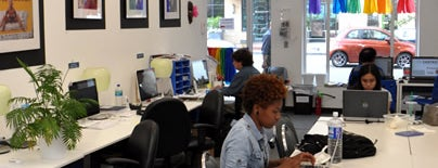The DC Center for the LGBT Community is one of Health & Wellness.