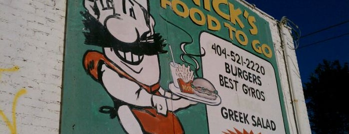 Nick's Food To Go is one of Crave From the Grave.