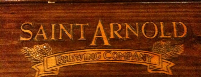 Saint Arnold Brewing Company is one of Best Places to Check out in United States Pt 4.