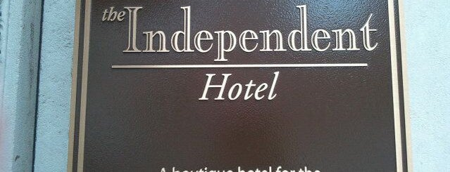 The Independent Hotel is one of Kembrel's Philly Midtown Village Brand Partners.