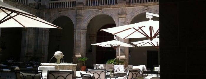 Parador De Zafra is one of HL Restaurantes Try SP.
