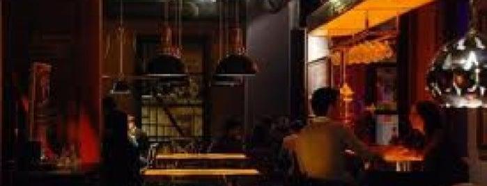 KafePi Asmalımescit Bomonti Brasserie is one of Eğlence Mekanları.