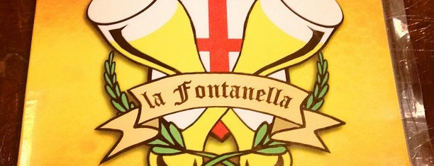 La Fontanella is one of Milan.