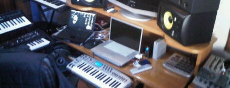 Da Goske Studio is one of Aquí Se debería Poder Rayar las Paredes.