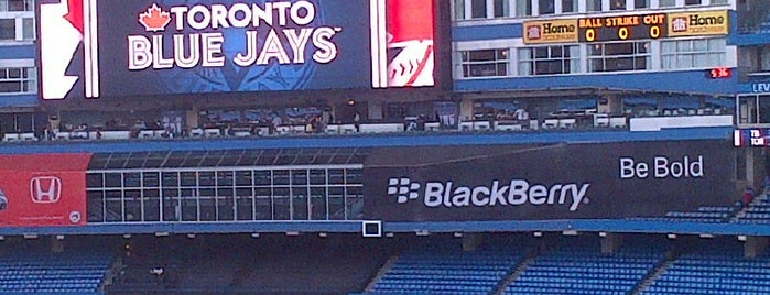 Rogers Centre is one of US Pro Sports Stadiums - ALL.