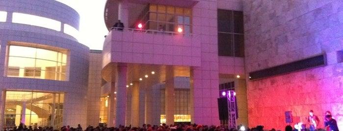 J. Paul Getty Museum is one of Top Music Venues in LA.