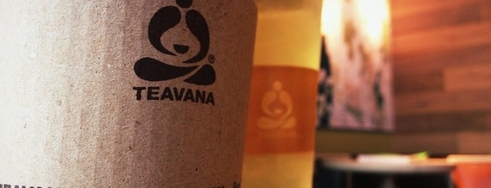 Teavana is one of Locais salvos de Marlene.
