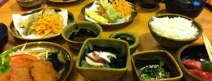 Nagaoka is one of A Good Meal!.