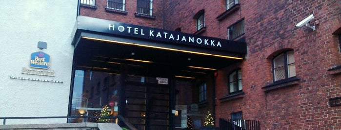 Hotel Katajanokka is one of Where I've Slept 2019.