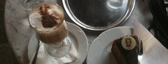 Must-visit Cafés in Vienna