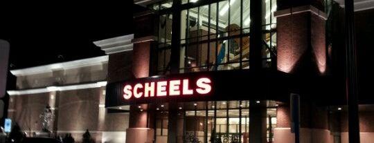 Scheels is one of สถานที่ที่ Mark ถูกใจ.