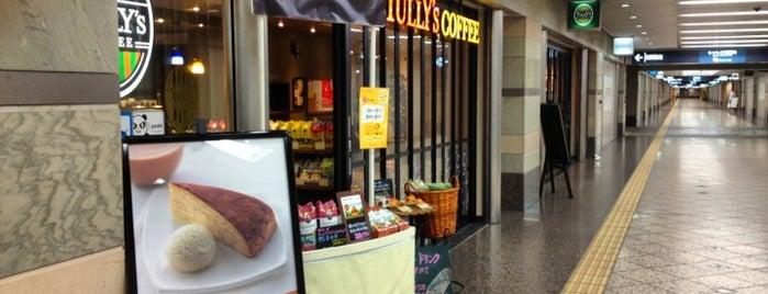 Tully's Coffee is one of สถานที่ที่บันทึกไว้ของ Gise.
