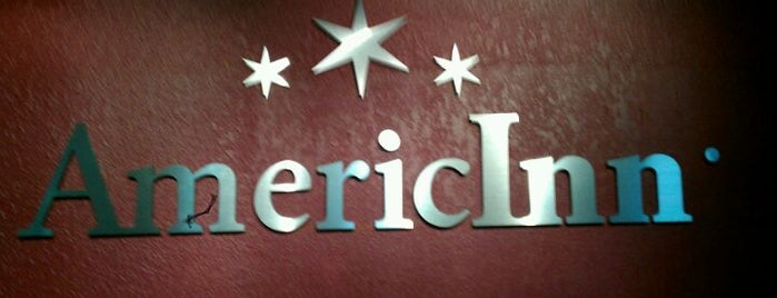 AmericInn is one of MN.