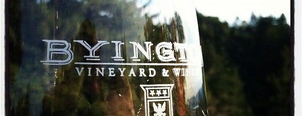 Byington Vineyard & Winery is one of Orte, die Lori gefallen.
