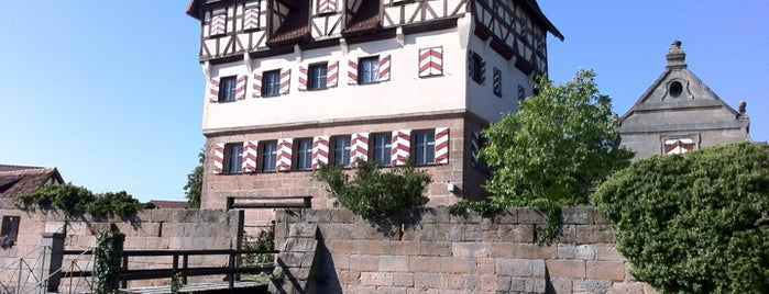Schloss Neunhof is one of Nuremberg's favourite places.