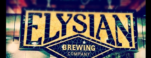 Elysian Fields is one of Seattle's Best Beer - 2012.
