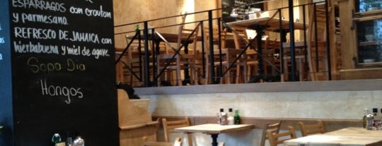 Le Pain Quotidien is one of Condesa Casual.