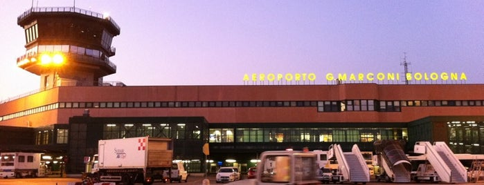Bologna Airport (BLQ) is one of Airports in Europe, Africa and Middle East.