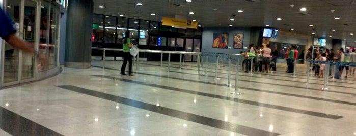 Terminal de Desembarque Norte is one of Posti che sono piaciuti a Ivan.