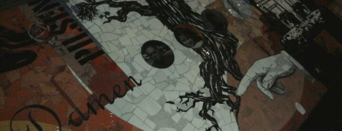 Vida Simple Mural By Juan Angel Chávez is one of Favorite affordable date spots.
