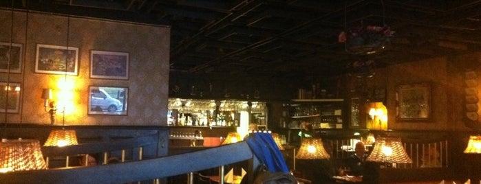 Restaurant Fridas is one of สถานที่ที่บันทึกไว้ของ James.