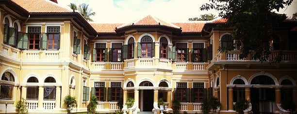 Sino-Portuguese Architecture is one of VACAY-PHUKET.